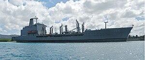 USNS John Ericsson in Guam