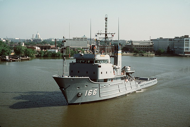 USNS Powhatan (ATF T-166), nave de la clase de tipo