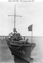 USS Avenger (SP-2646) 2