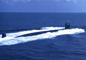 USS Hampton (SSN-767) - Image: USS Hampton (SSN 767)2