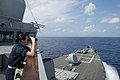 USS Mahan transits the Mediterranean Sea. (9687768270).jpg