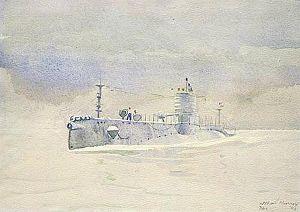 USS R-10 (SS-87) - Image: USS R 10 (SS 87)