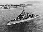 USS Robinson (DD-562) steaming into San Diego harbor in 1953.jpg