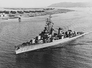 USS <i>Robinson</i> (DD-562)