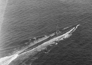 USS Spikefish;0840402