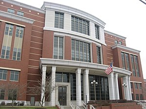 United States District Court for the Eastern District of Kentucky - The federal courthouse at Covington, Kentucky