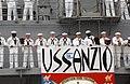 US Navy 030703-N-7097H-004 Sailors aboard guided missile cruiser USS Anzio (CG 68).jpg