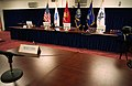 US Navy 040813-N-6939M-003 Commissions building courtroom at Guantanamo Bay, Cuba.jpg