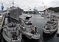 US Navy 090324-N-9520G-113 The amphibious command ship USS Blue Ridge (LCC 19) returns to Commander, Fleet Activities Yokosuka after a scheduled underway.jpg