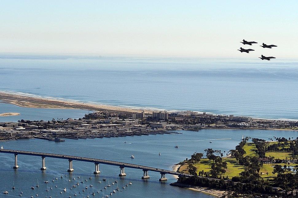 San-Diego Coronado Bridge