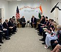 US and Indian delegation at G20 Osaka Summit.jpg