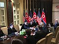 US began the bilateral meeting with DPRK (1).jpg