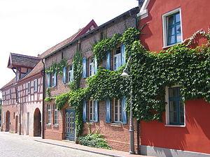 Ueckermünde - Berggasse