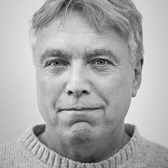 Uffe Elbæk - Uffi Elbæk election poster in the Danish general election, 2015