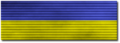 Ukraine Ribbon Shadowed.png