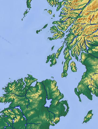 Ulster and the Hebrides