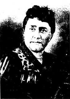 Hawaiian high chiefess and the last Governess of the island of Hawaii