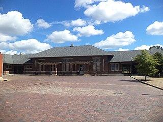 Heritage Plaza (Albany, Georgia) United States historic place