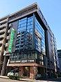 Universal Engeisha Tokyo headquarters, at Nihonbashi-Hakozakicho, Chuo, Tokyo (2019-01-02).jpg