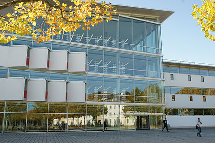 University of Erfurt's library