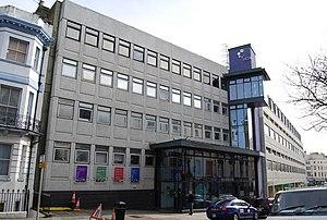 University Centre Hastings - The University Centre building