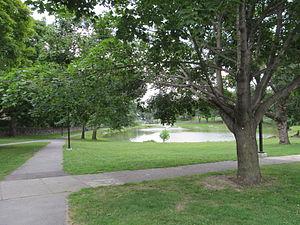University Park (Worcester, Massachusetts) - University Park