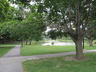 University Park (Worcester, Massachusetts) human settlement in the United States of America