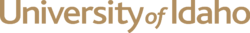 University of Idaho - Wordmark.png