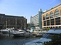 Upper Basin, St. Katharine Docks, London - geograph.org.uk - 63825.jpg