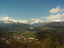 Upper Kamnik valley and Alps.JPG