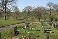 Upper Tean Cemetery - geograph.org.uk - 396082.jpg