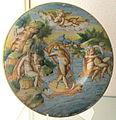 Urbino, bottega dei fontana, triondo di galatea, xvi sec.JPG