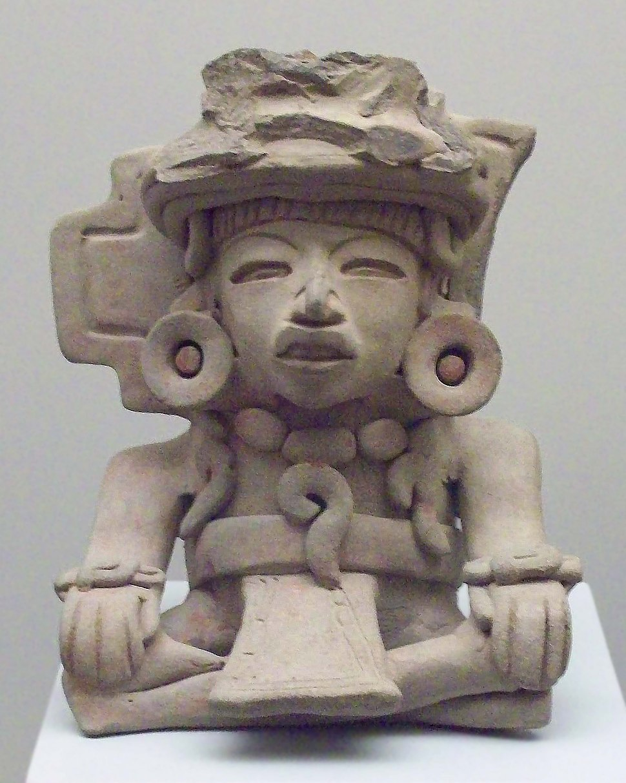 Urna funeraria zapoteca (M. América Inv.85-1-127) 01