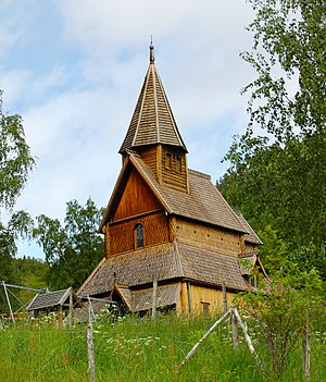 Church of Norway - Urnes Stave Church