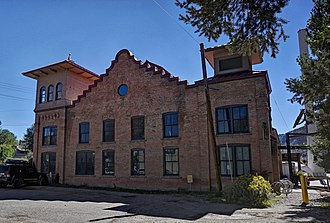 National Register of Historic Places listings in La Plata County, Colorado - Image: Ute Power Station