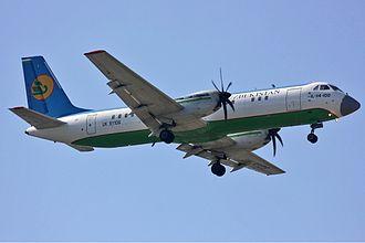 Uzbekistan Airways - Image: Uzbekistan Airways Ilyushin Il 114 Dyubin