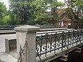Uzupio bridge in Vilnius.JPG