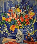 Václav Špála - Bouquet with Figures in the Background.jpg