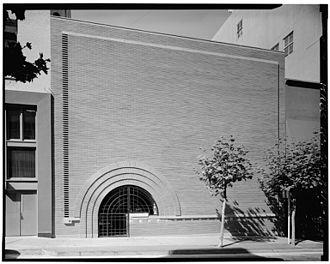 V. C. Morris Gift Shop - Image: V.C. Morris Store exterior HABS CAL,38 SANFRA,160 1