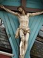 VERVIERS Crucifix contigu au Café de la Bourse - rue Xhavée 2 (2-2013) P1060714.JPG