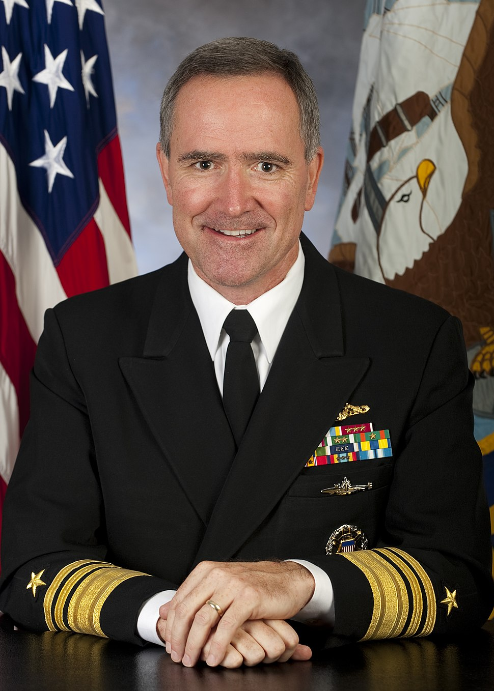 VICE ADMIRAL MICHAEL J. CONNOR