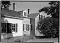 VIEW FROM THE NORTHWEST - Benjamin Dyer House, North Pamet Road, Truro, Barnstable County, MA HABS MASS,1-TRU,9-2.tif