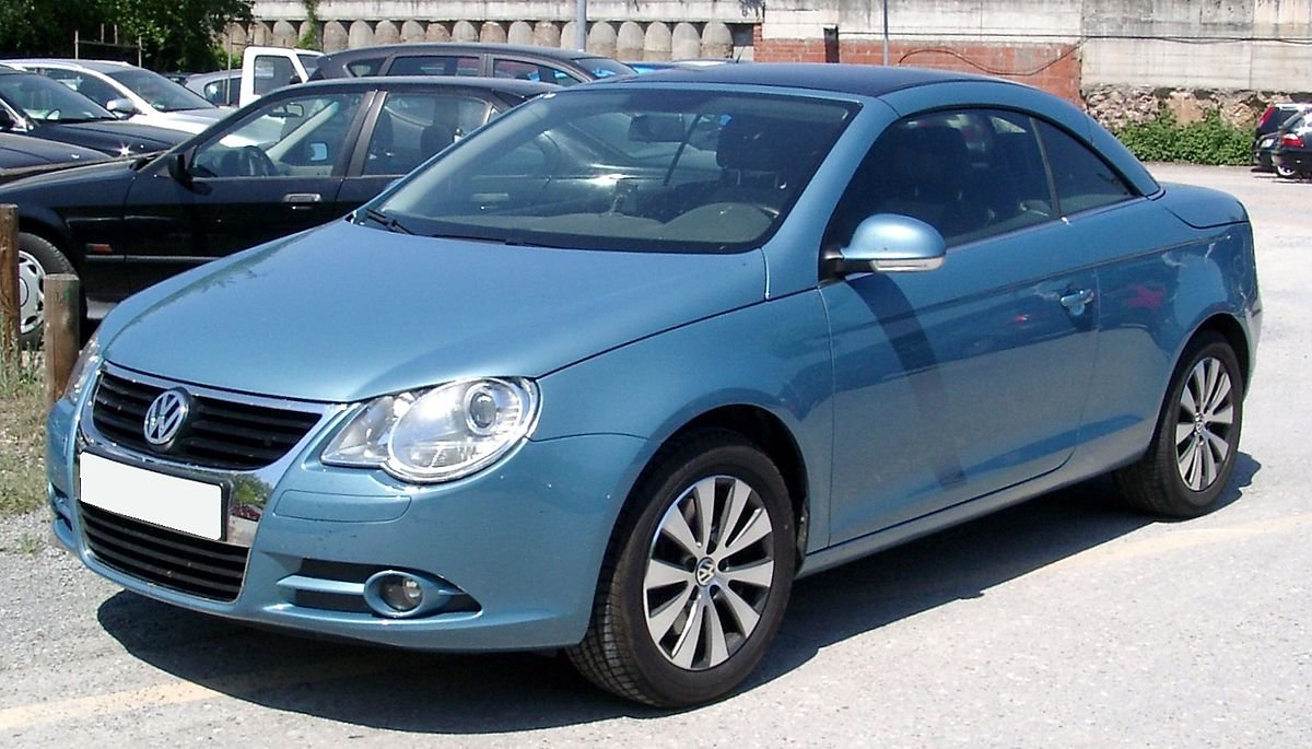 Vw Eos Wikipedia