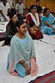Vajrasana - International Day of Yoga Celebration - NCSM - Kolkata 2015-06-21 7343.JPG