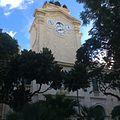 Valletta Malta Grandmaster's Palace clocks tower in courtyard.jpeg