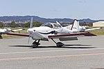 Van's Aircraft RV-6A (VH-AAN) taxiing at Wagga Wagga Airport.jpg