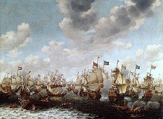 Four Days Battle naval battle in June 1666