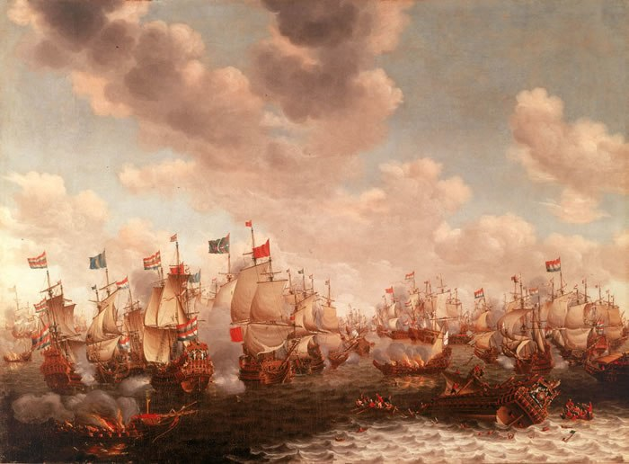 Van Soest, Four Days Battle