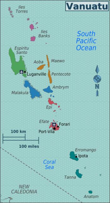 Travel To Vanuatu From Australia