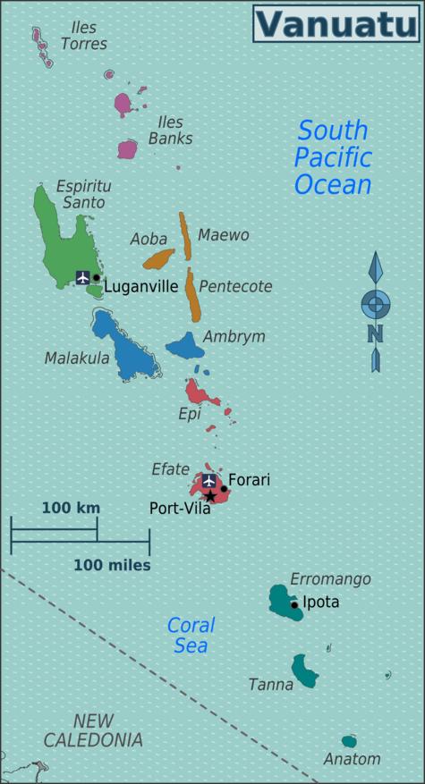 Vanuatu wikiviajes mapa de vanuatu gumiabroncs Image collections